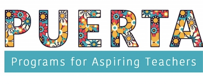 Program for Aspiring Teachers logo